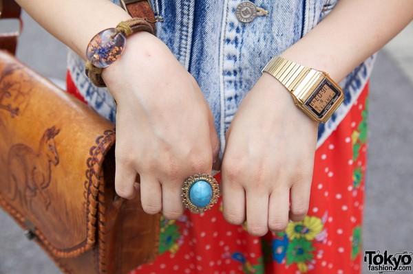 Vintage Jewelry & Casio Watch