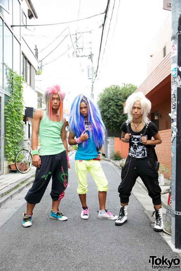 Sentaa Guys w/ Alba Rosa, CoCoLuLu, Glad News & Colorful Hairstyles