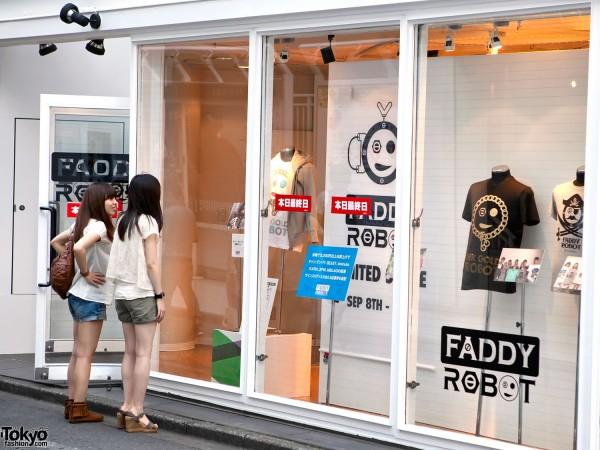 FaddyRobot Tokyo
