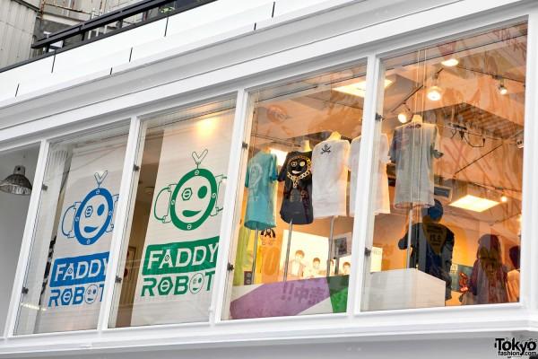 FaddyRobot Shibuya