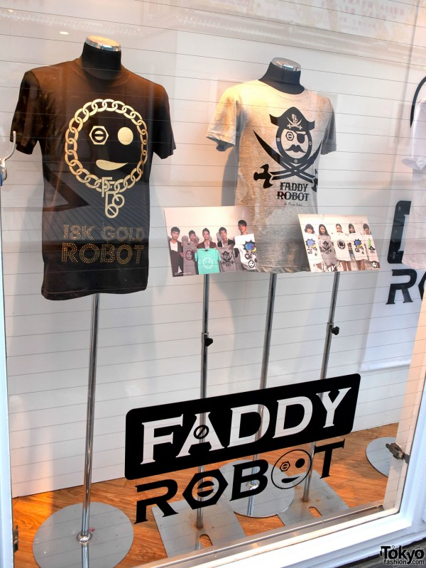 Faddy Robot Tokyo