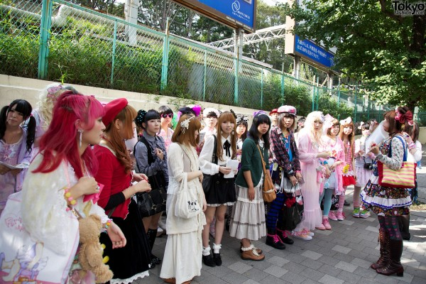 Harajuku Fashion Walk #6 – Pictures & Report