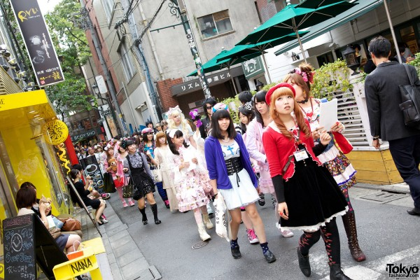 Harajuku Fashion Walk 2011