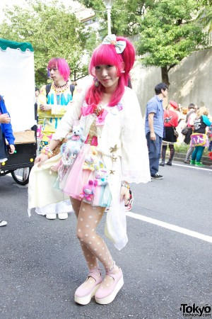 Harajuku Fashion Walk - Kumamiki