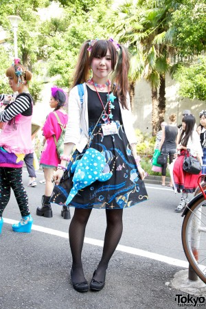 Harajuku Fashion Walk