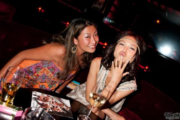 Scramble Market Harajuku Launch Party Pictures at Le Baron de Paris Tokyo