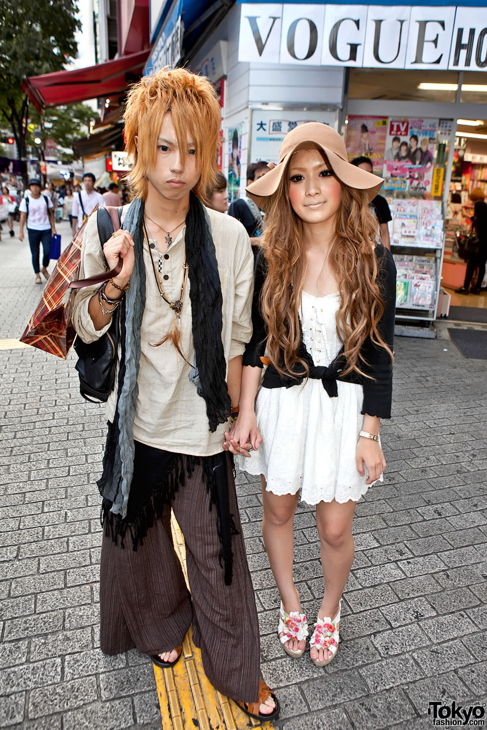 Shibuya Guy & Shibuya Girl