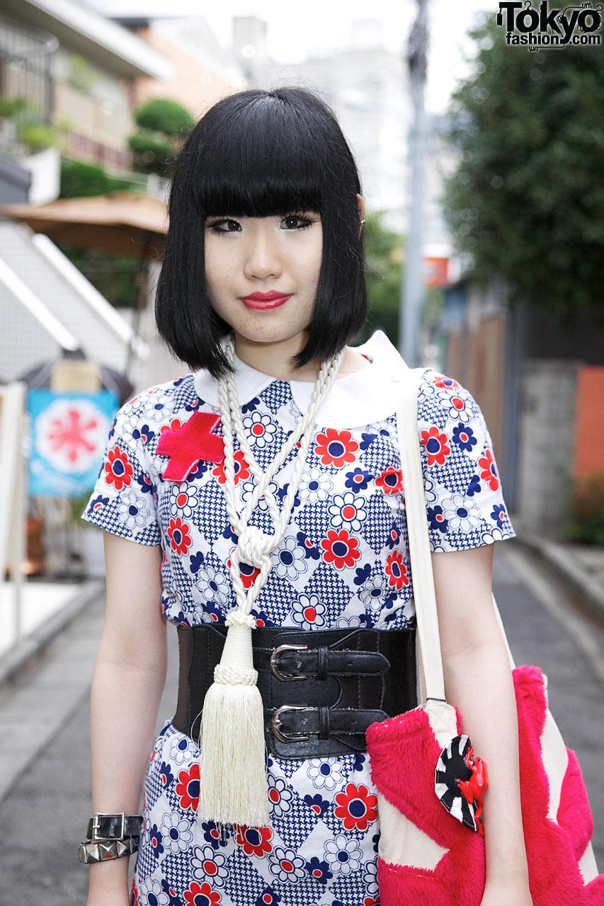 Japanese Girl S Rising Sun Purse Amp Chicago Resale Dress