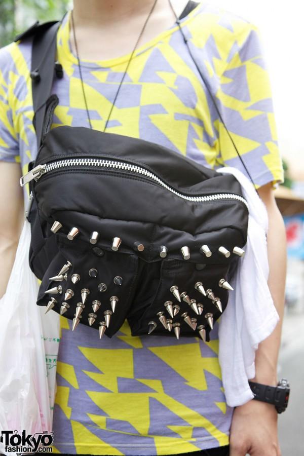 SWAGGER x PORTER Spike Bag