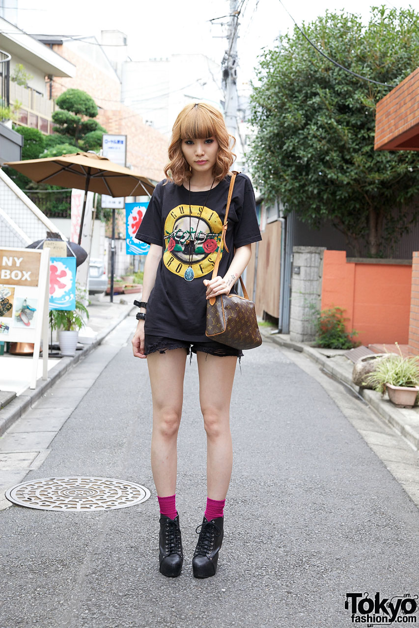 Japanese Girl Fashion Style