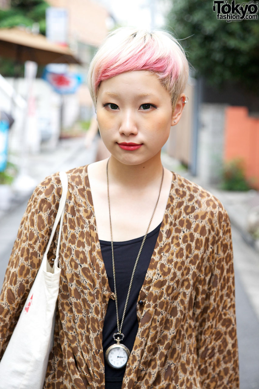 Cute Harajuku Hairstyle Tokyo Fashion News