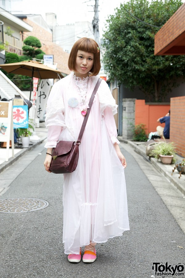 Harajuku Girl's Panama Boy & Kinji Resale Style w/ Nile Perch & 6%DOKIDOKI