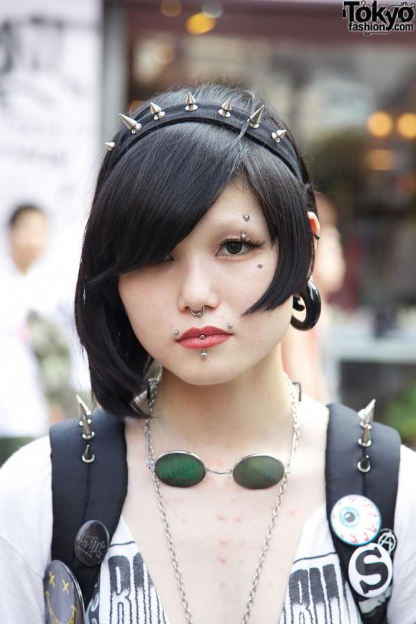 Face Piercings & Chest Piercings
