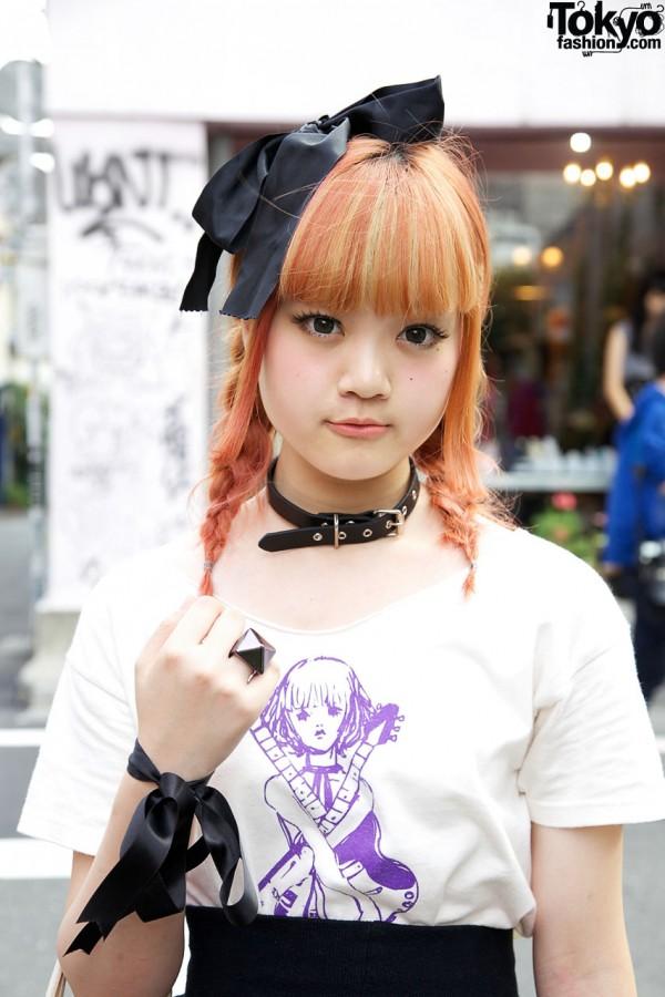Anna Sui x Masayuki Ogisu T-Shirt