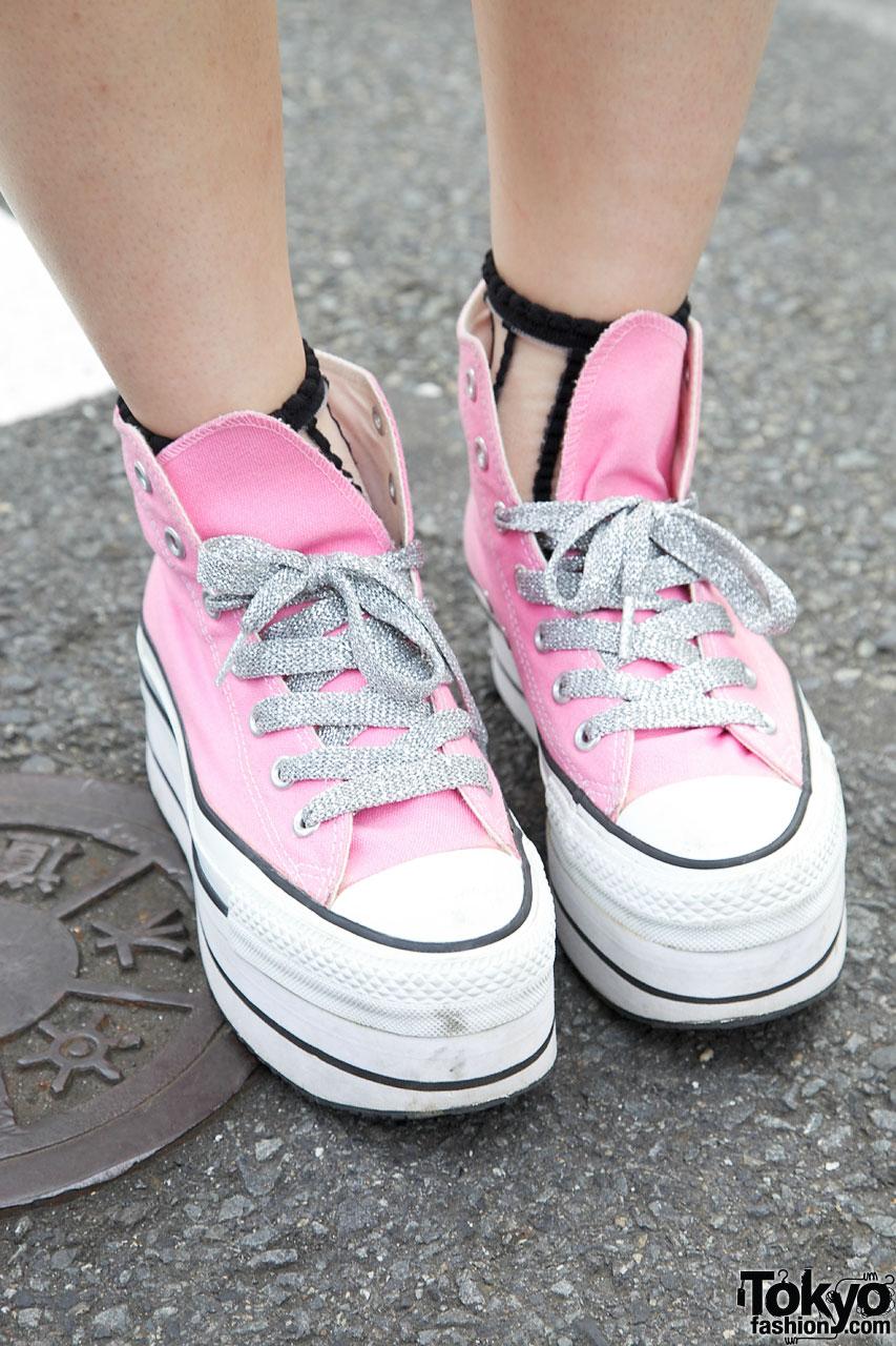 Nina Girl White Bow Shoes