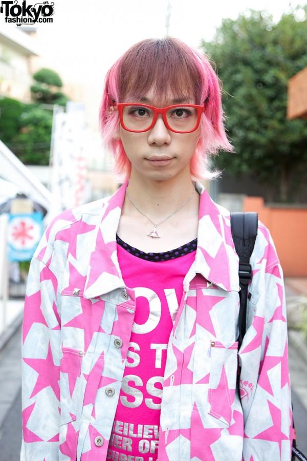 Junnyan x Super Lovers Harajuku