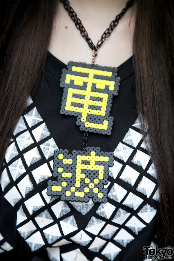 Harajuku DENPA Necklace