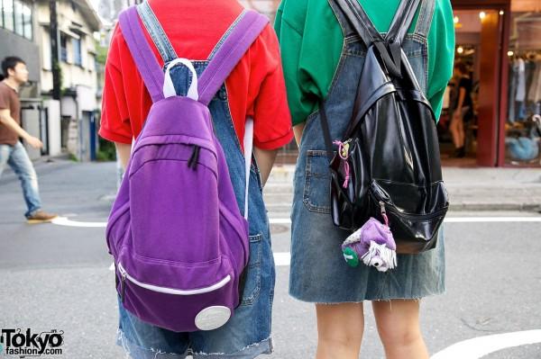 Mario Bros Girls Backpacks