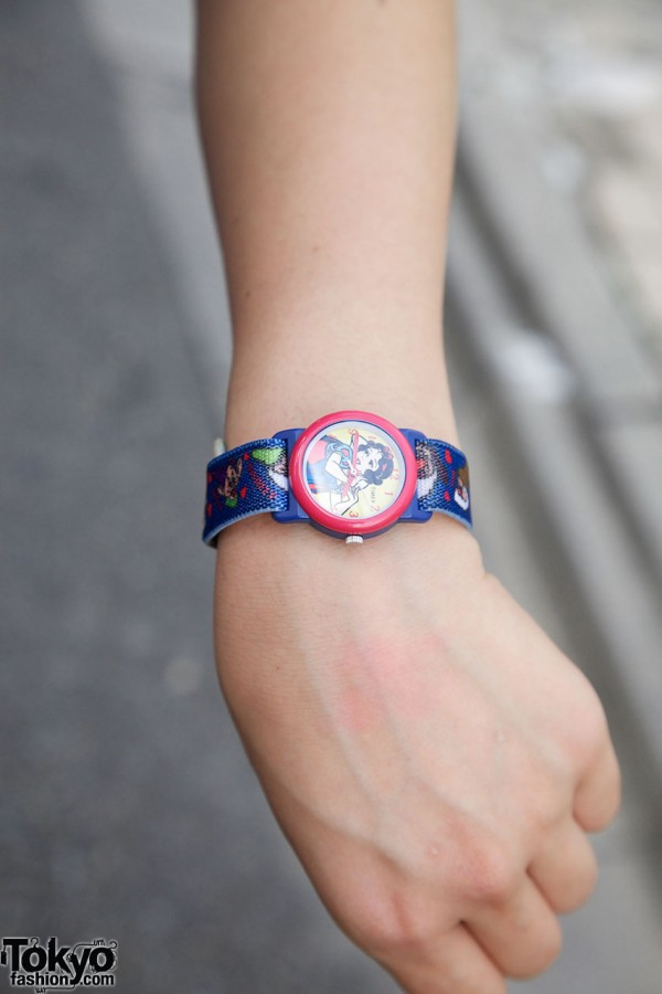 Timex Snow White watch
