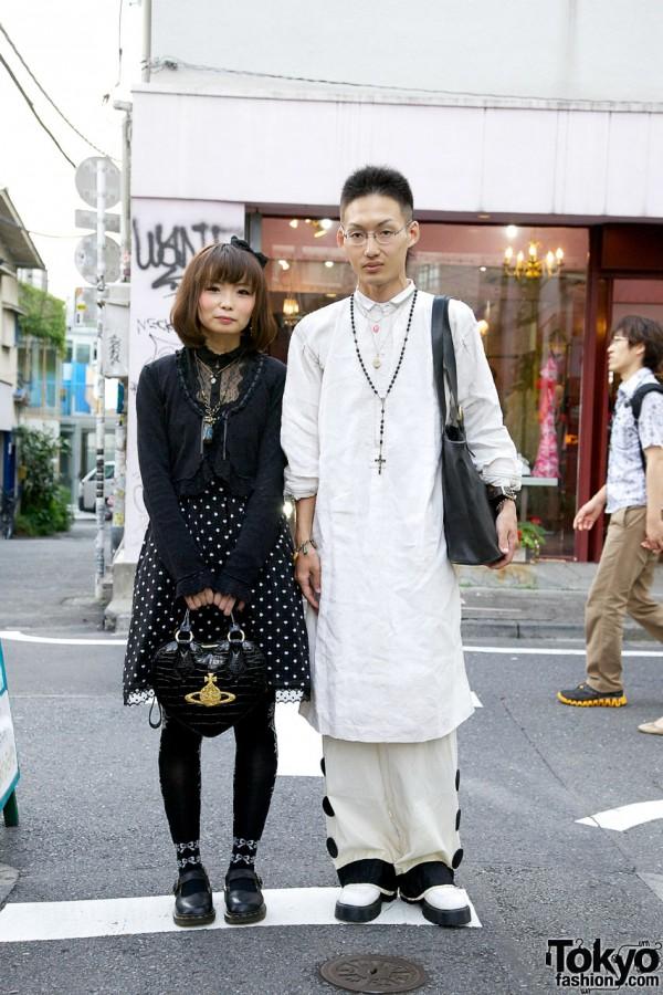 Innocent World dress & Antique tunic