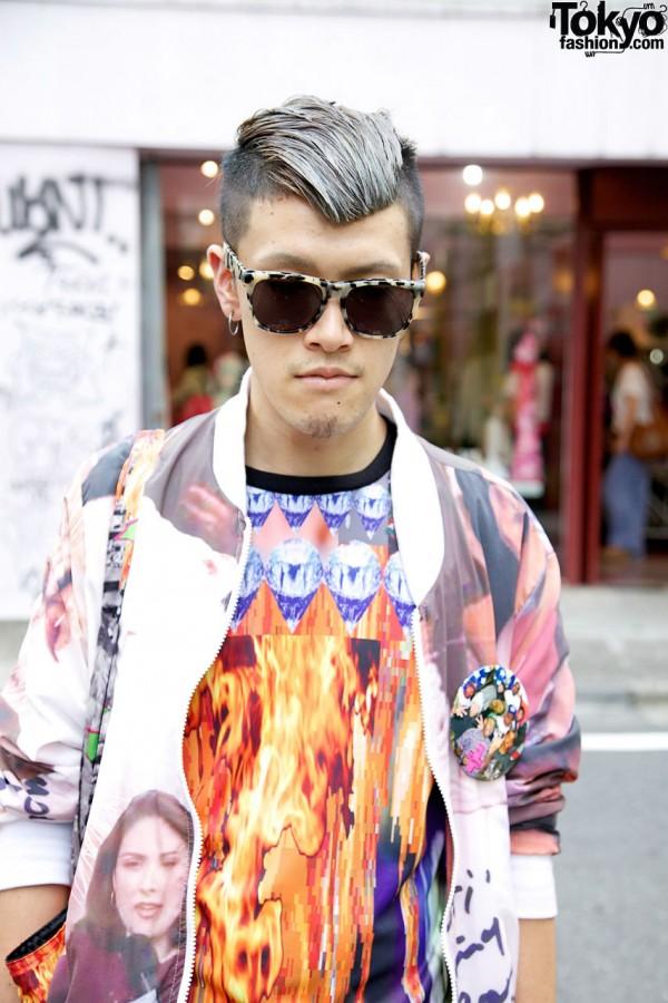 OKAY! Brand Shirt & Jacket