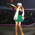 Cecil McBee at Tokyo Girls Collection