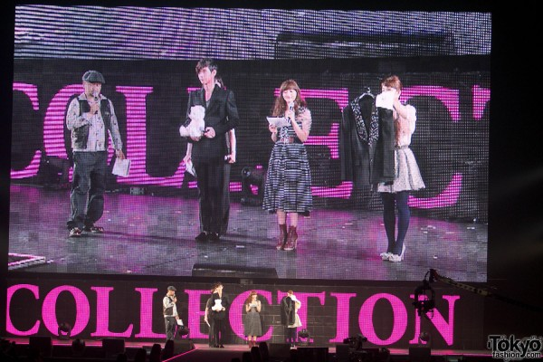 Park Hae Jin at Tokyo Girls Collection Charity Auction