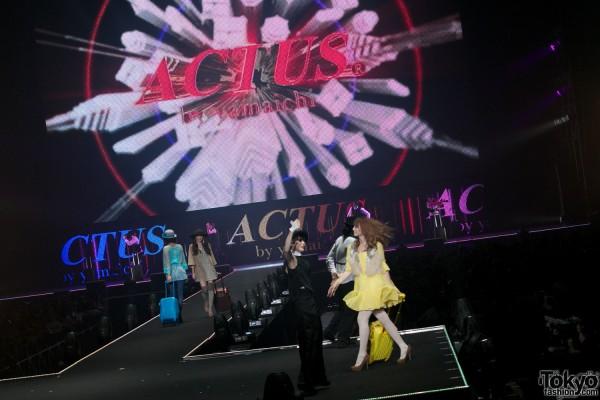 Actus by Yamaichi at TGC