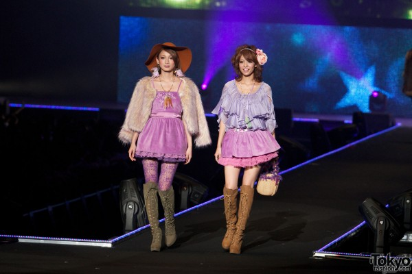 Labyrinth at Tokyo Girls Collection