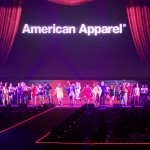 American Apparel at Tokyo Girls Collection