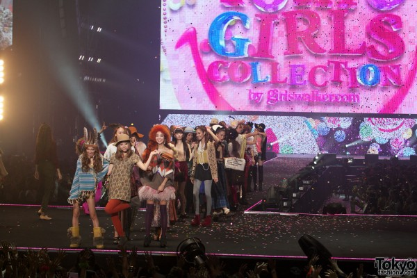 Tokyo Girls Collection 2011 A/W