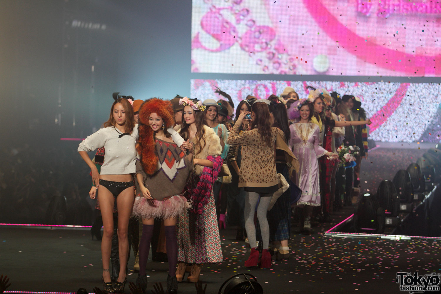 Tokyo Girls Collection 2011 Grand Finale
