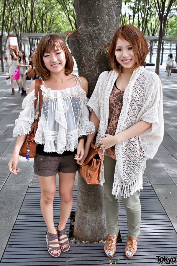 Tokyo Girls Collection Street Fashion