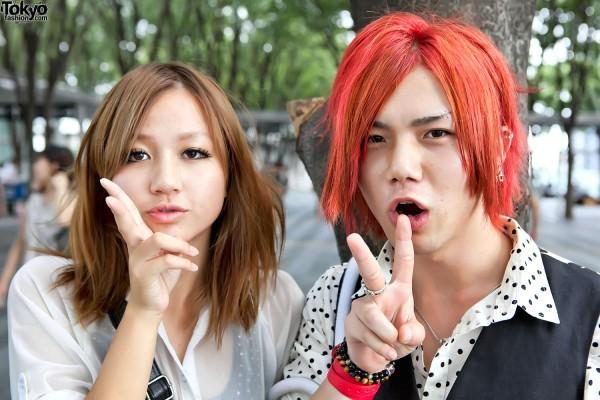 Tokyo Girls Collection Street Fashion