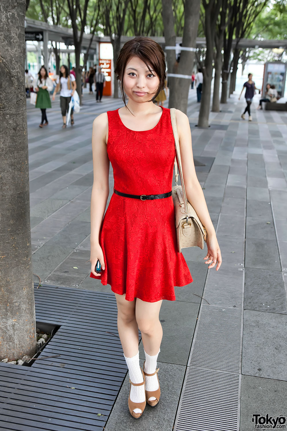 Tokyo Girls Collection Street Snaps 2011 A W