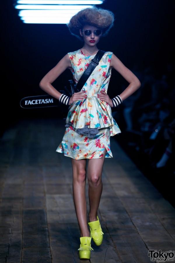 Facetasm 2012 S/S Collection