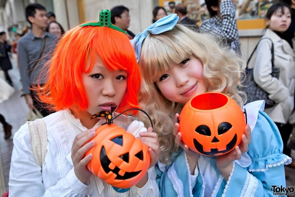 Cute Japanese Halloween Costumes