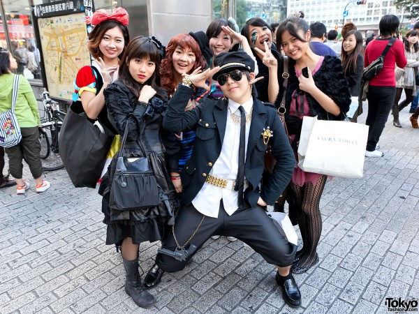 Super Fun Shibuya Halloween
