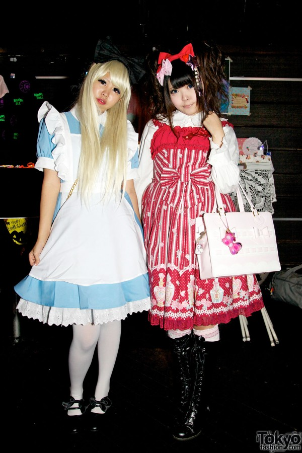Harajuku Fashion Walk Halloween - Party & Snaps (5)