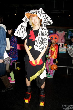 Harajuku Fashion Walk Halloween - Party & Snaps (13)