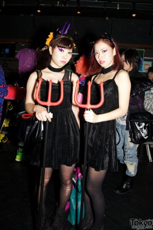 Harajuku Fashion Walk Halloween - Party & Snaps (15)