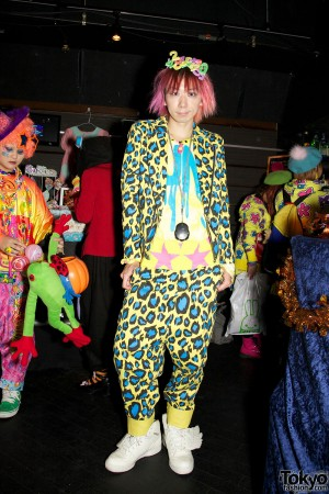 Harajuku Fashion Walk Halloween - Party & Snaps (17)