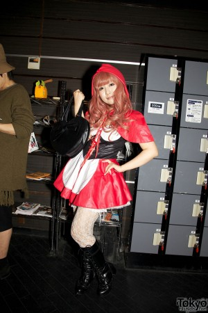 Harajuku Fashion Walk Halloween - Party & Snaps (22)