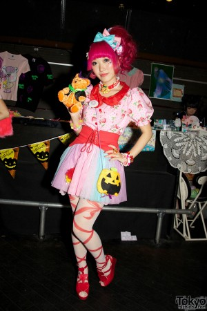 Harajuku Fashion Walk Halloween - Party & Snaps (24)