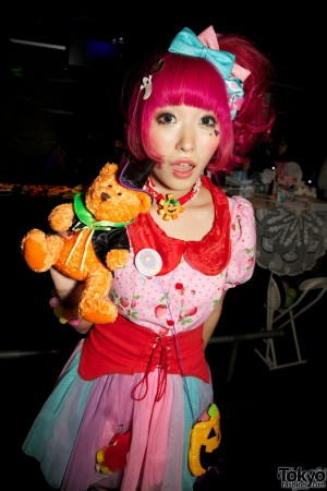 Harajuku Fashion Walk Halloween - Party & Snaps (25)