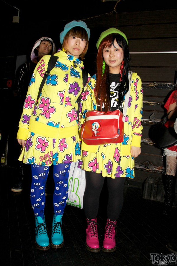 Harajuku Fashion Walk Halloween - Party & Snaps (27)