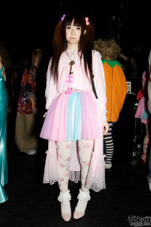 Harajuku Fashion Walk Halloween - Party & Snaps (35)