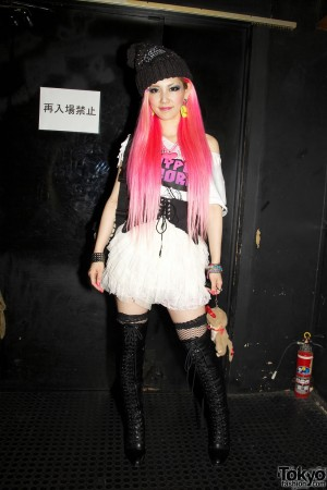 Harajuku Fashion Walk Halloween - Party & Snaps (39)