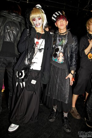 Harajuku Fashion Walk Halloween - Party & Snaps (46)