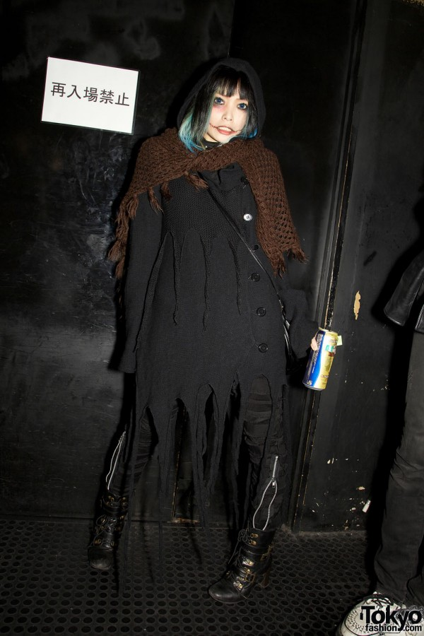 Harajuku Fashion Walk Halloween - Party & Snaps (49)